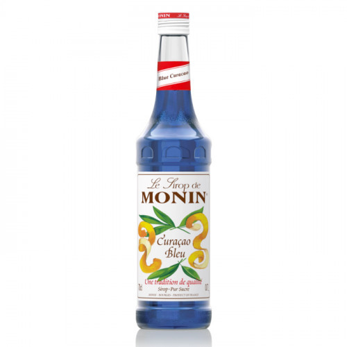 Le Sirop Monin - Blue Curacao | Fruit Syrup