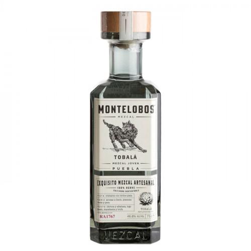 Montelobos - Tobalá   Mexican Mezcal