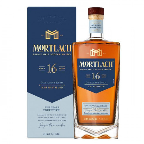 Mortlach 16 Year Old | Single Malt Scotch Whisky