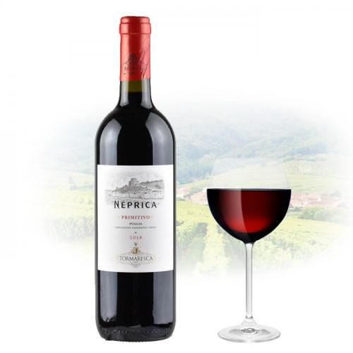 Tormaresca - Nèprica - Primitivo   Italian Red Wine