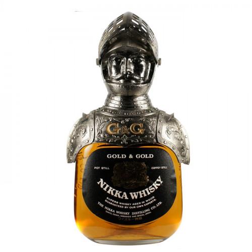 Nikka - Gold & Gold Knight Edition   Japanese Whisky