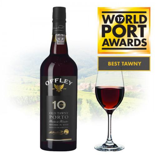 Offley - Tawny Port - 10 Year Old   Porto Wine