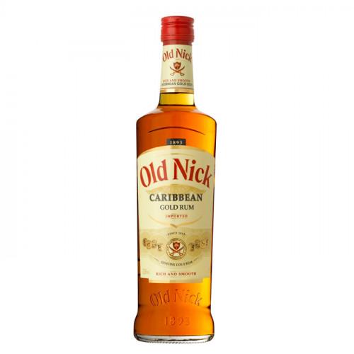 Old Nick - Gold - 1L | Caribbean Rum