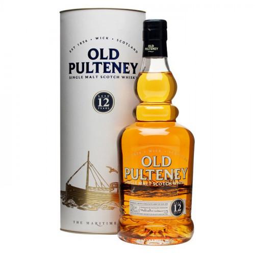 Old Pulteney - 12 Year Old | Single Malt Scotch Whisky