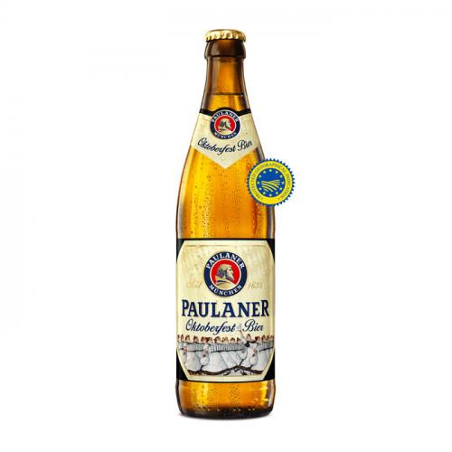 Paulaner Oktoberfest - 500ml (Bottle) | German Beer