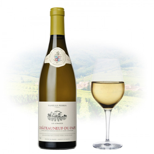 Châteauneuf du Pape - Les Sinards Blanc - Perrin & Fils   Philippines Wine