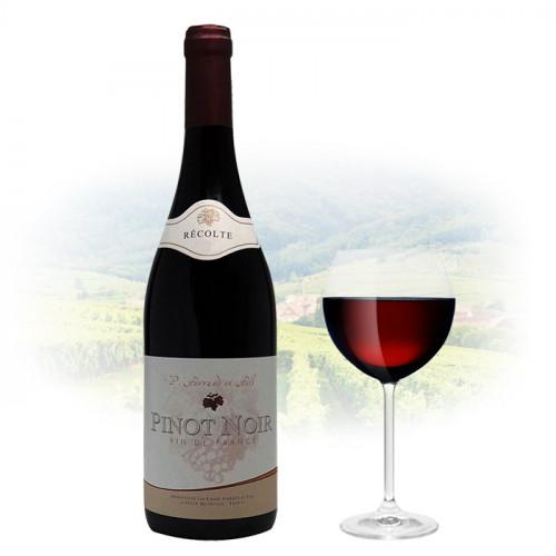 P.Ferraud et Fils - Pinot Noir   French Wine