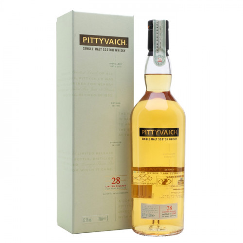 Pittyvaich - 28 Year Old   Single Malt Scotch Whisky