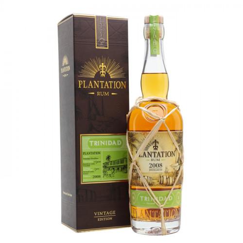 Plantation Vintage Edition Trinidad 2008 | Caribbean Rum