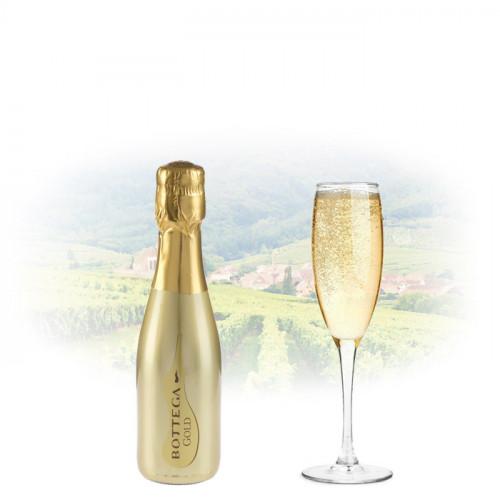 Bottega - Gold Prosecco - 200ml Miniature | Italian Sparkling Wine