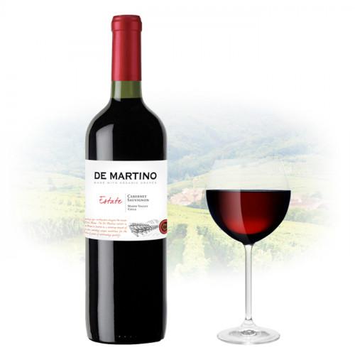 De Martino - Estate - Cabernet Sauvignon | Chilean Red Wine