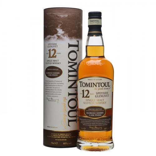 Tomintoul 12 Year Old Oloroso Sherry Cask Finish | Philippines Manila Whisky