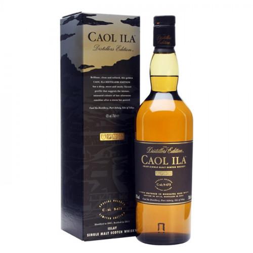 Caol Ila Distillers Edition 70cl | Scotch Whisky