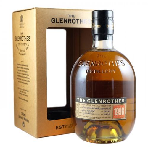 The Glenrothes Single Malt Vintage1998   Philippines Manila Whisky
