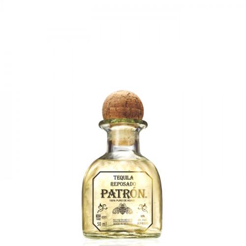 Patrón Reposado 5cl Miniature | Manila Philippines Tequila