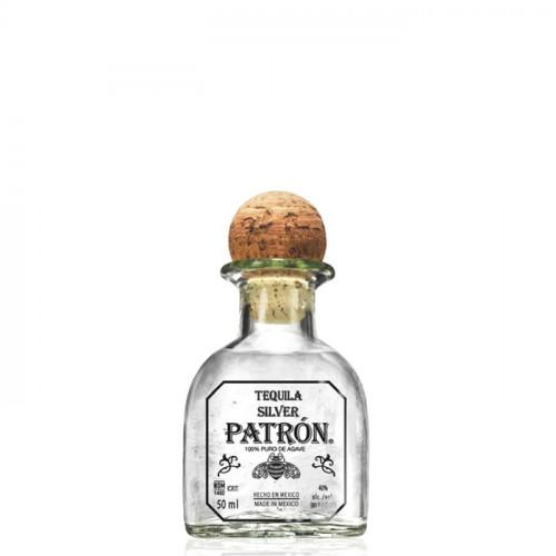 Patrón Silver 5cl Miniature | Manila Philippines Tequila