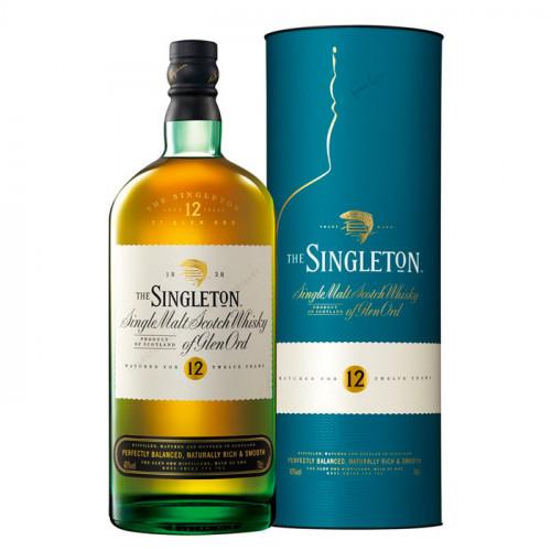 The Singleton - Glen Ord - 12 Year Old | Single Malt Scotch Whisky