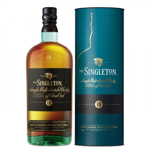 The Singleton of Glen Ord 18 Year Old Scotch Whisky   Philippines Manila Whisky
