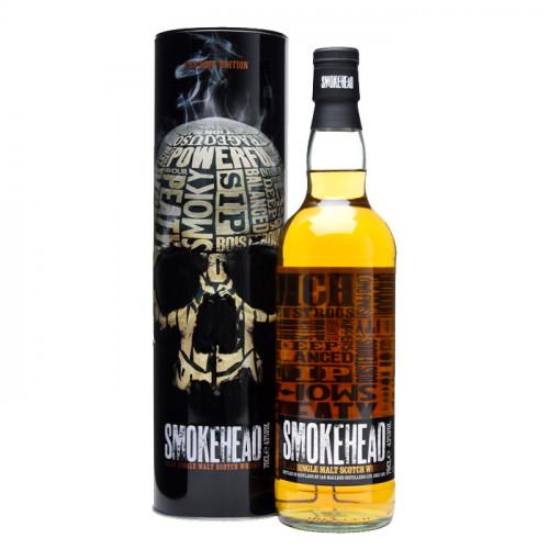 Smokehead Single Malt Scotch Whisky   Philippines Manila Whisky