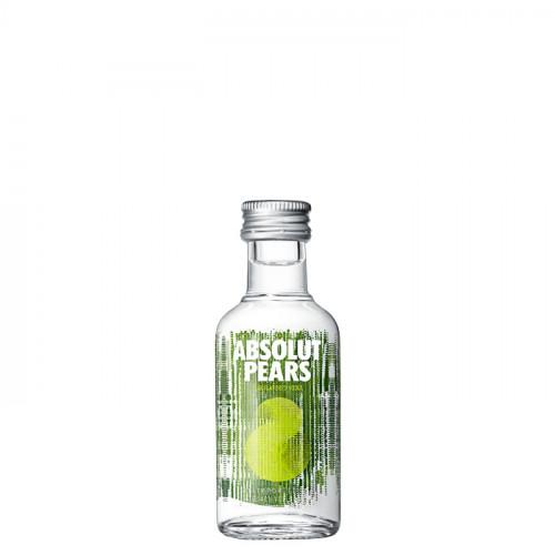 Absolut - Pears - 50ml Miniature | Swedish Vodka