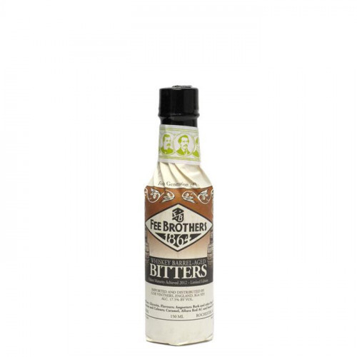 Fee Brothers Whiskey Barrel Aged Bitters   Philippines Manila Liqueur
