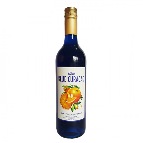Acias Blue Curacao | Manila Philippines Liqueur