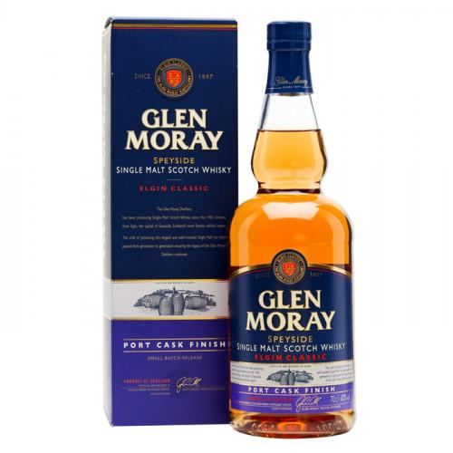 Glen Moray - Port Cask Finish | Single Malt Scotch Whisky