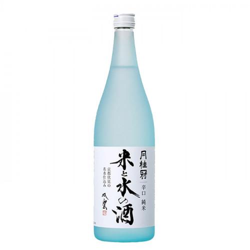 Gekkeikan Kome To Mizu No Sake Junmai Shu | Japanese Sake Philippines Manila