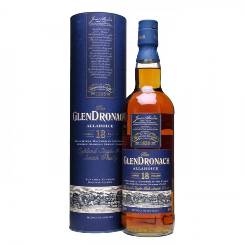 The GlenDronach Allardice 18 Year Old | Manila Philippines Whisky