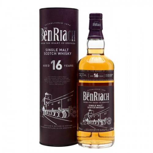 BenRiach 16 Year Old   Single Malt Scotch Whisky   Philippines Manila Whisky