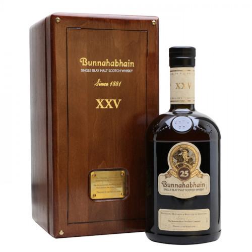 Bunnahabhain 25 Year Old | Single Malt Scotch Whisky | Philippines Manila Whisky