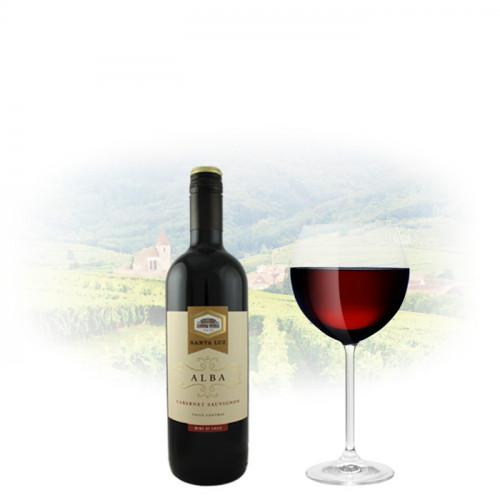 Santa Luz Cabernet Sauvignon Mini 187ml   Wine