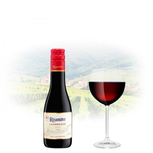 Riunite - Lambrusco - 187ml Miniature | Italian Red Wine