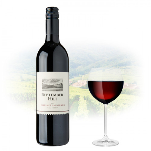September Hill Cabernet Sauvignon 2012 | American California Philippines Manila Wine