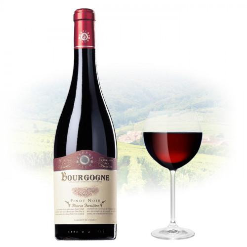 Bourgogne Pinot Noir 2014 - Reserve Forestiere Expert Club   Philippines Manila Wine