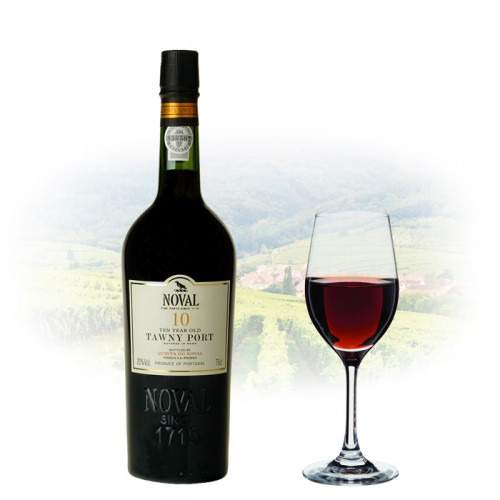 Porto - Quinta Do Noval Tawny Port 10 Year Old | Philippines Deli Manila Wine