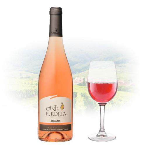 Canteperdrix Rosé 2018 - Ventoux | Manila Wine