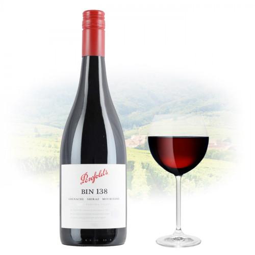 Penfolds   Bin 138   Manila Philippines Wine