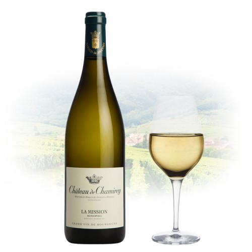 Château de Chamirey - Mercurey Premier Cru 'La Mission' Monopole | French White Wine