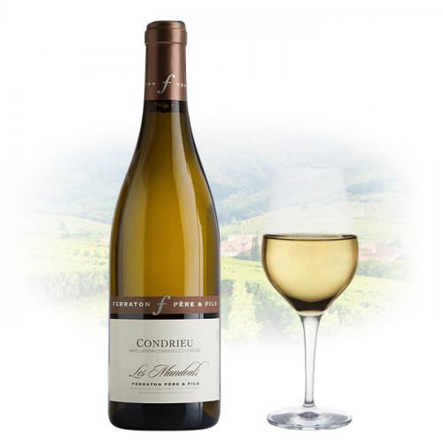 Ferraton Père & Fils - Condrieu Les Mandouls   French White Wine