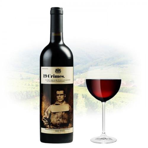 19 Crimes - Red Blend | Australian Red Wine