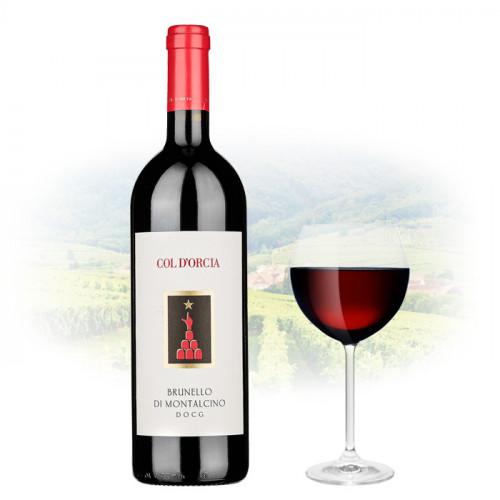 """Col d'Orcia - """"Col d'Orcia"""" Brunello di Montalcino   Italian Red Wine"""
