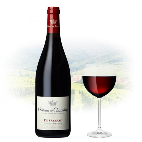 "Château de Chamirey - ""En Sazenay"" Mercurey Premier Cru | French Red Wine"