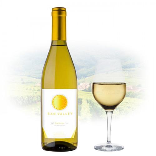 San Valley Chardonnay 2017   Manila Philippines Wine