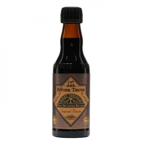 Bitter Truth - Jerry Thomas' Own Decanter - 200ml   German Bitters