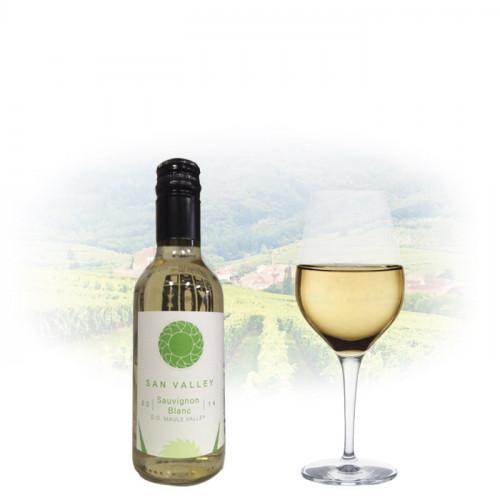 San Valley Sauvignon Blanc 2015 Mini   Philippines Manila Wine