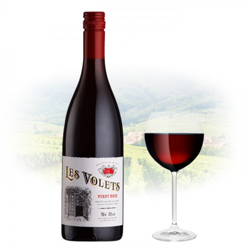 Les Volets - Pinot Noir | French Red Wine