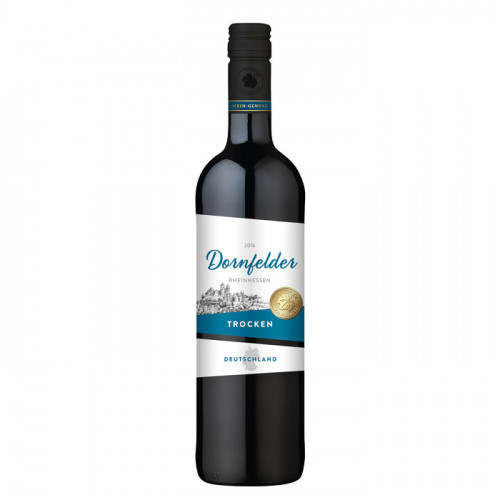 Wein-Genuss - Dornfelder Trocken | German Red Wine