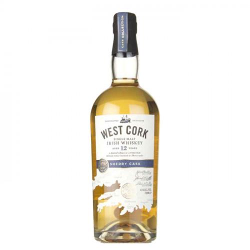 West Cork - 12 Year Old Sherry Cask | Single Malt Irish Whiskey