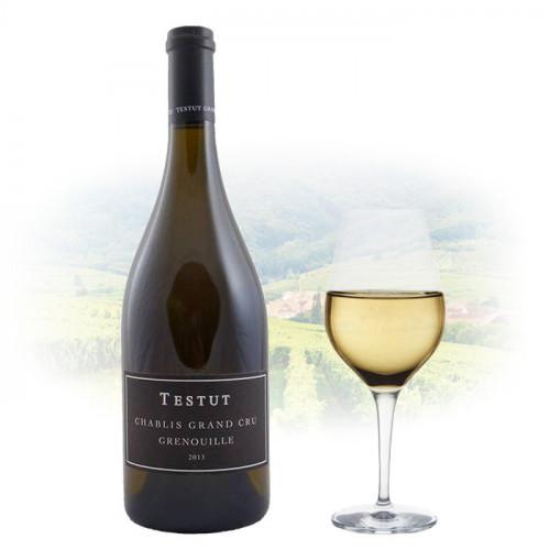 Domaine Testut - Chablis Grand Cru - Grenouille | French White Wine